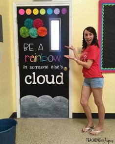 21 Welcoming Classroom Door Ideas for Back-to-School A positive classroom environment is an importan