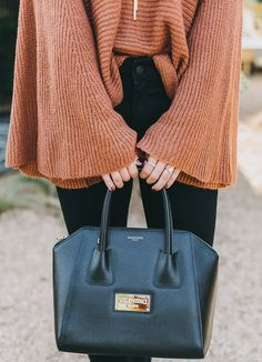 Cozy Fall Sweater | LivvyLand