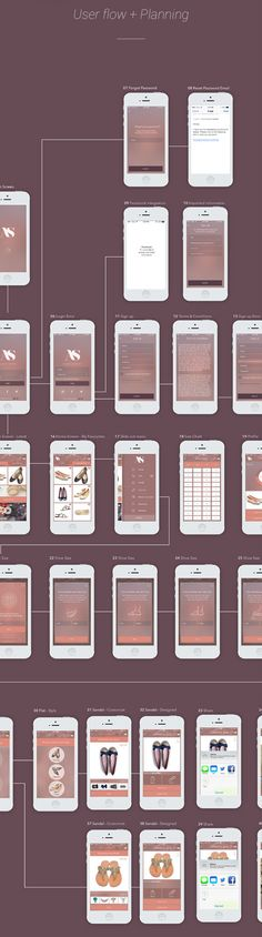 2.Mobile App Design Inspiration – AS Shoe App