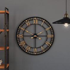 Wall Clock Design 785174516268458531 - Oversized Wall Clock Source by Silver Wall Clock, Big Wall Clocks, Wood Clocks, Clock Wall, Antique Clocks, Large Wall Clock Uk, Modern Wall Clocks, Victorian Clocks, Black Clocks