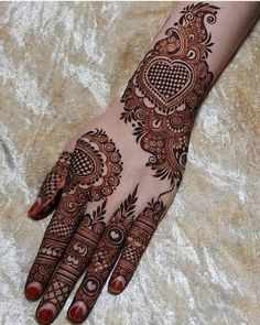 Khafif Mehndi Design, Henna Art Designs, Mehndi Designs For Girls, Mehndi Designs 2018, Mehndi Designs For Beginners, Stylish Mehndi Designs, Dulhan Mehndi Designs, Mehndi Designs For Fingers, Wedding Mehndi Designs