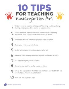 Secrets for Success with Kindergarten