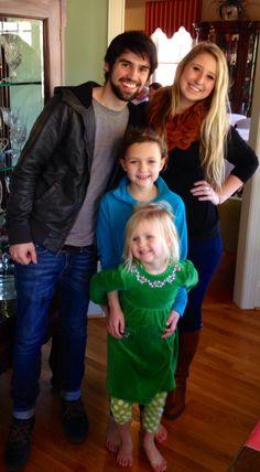 Carter, Hagen, Vivian and Eleanor! Thanksgiving 2013
