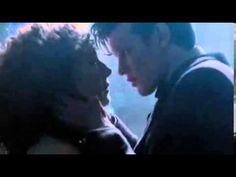 """The Name of the Doctor"" ~ I think my heart stopped beating during this scene!!! So much love & passion in this one kiss... You see just how much in love with River the Doctor truly is, always has been & always will be!!!  ♥  ""SOUL MATES FOREVER""  ♥"