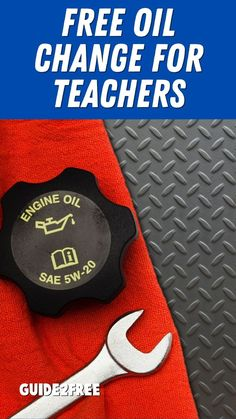 SCORE A FREE OIL CHANGE FOR TEACHERS! Mazda wants to thank and support educators by offering a complimentary oil change, car wash with interior cleaning and vehicle inspection (even if you don't drive a Mazda.) Vehicle Inspection, Oil Change, Car Wash, Free Samples, Mazda, Engineering, Education, Cleaning