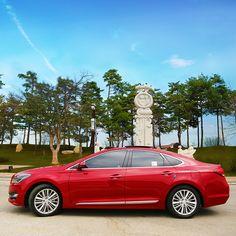 시원한 #여름 날 #아슬란 과 함께 한 #임진각 #드라이브 #Driving to #Imjingak on #ASLAN in a #Cool #Summer day.