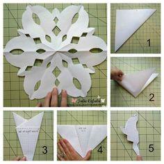 Paper Snoeflakes