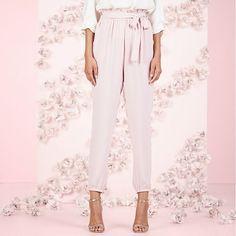 LC Lauren Conrad Runway Collection High-Waist Soft Pants - Women's
