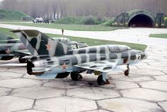 MiG-21 fighters of the Bulgarian People's Army.