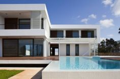 Private House in Menorca by Dom Arquitectura