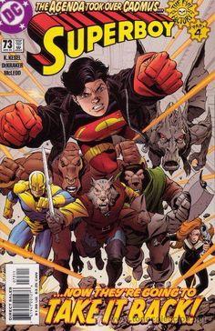 SUPERBOY #73, DC COMICS, 2.000, USA