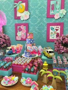 Birthday Party Idea Will Not Be Forgotten. Planning a birthday party for your kid? From birthday cake ideas to money-saving tips, we have everything you need to plan the ultimate birthday party. Luau Theme Party, Moana Birthday Party, 21st Party, Moana Party, Luau Birthday, Diy Party, Birthday Party Themes, Birthday Cake, Party Ideas