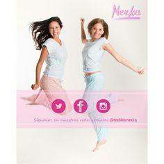 Sunday to enjoy! #style #Nexka♥ #pijamasNexka