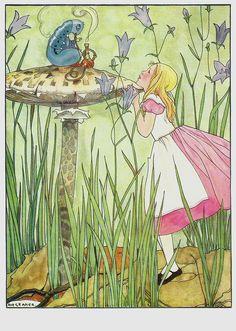 Rie Cramer , Alice in Wonderland