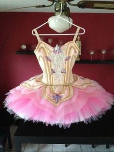 Sugar Plum Fairy professional ballet tutu