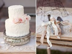 Simple but darling cake
