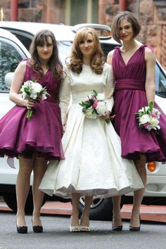 Keira Knightley. See 19 other gorgeous celebrity bridesmaids.