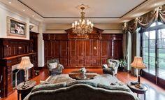 Celine Dion's $25.5 Million Estate on Private Island Near Montreal