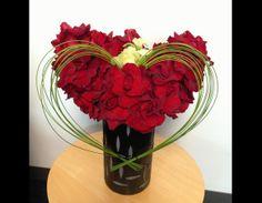 Best Valentine's Day flower arrangement eva!
