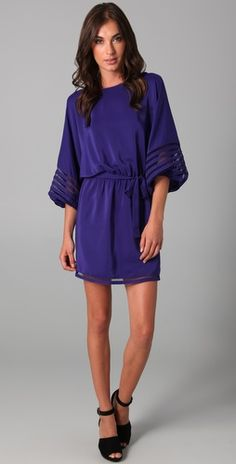Perfect for date night. Parker Stitch dress $275