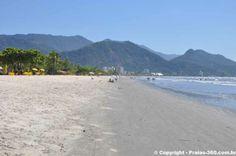 Caraguatatuba - SP - Praia de Indaiá