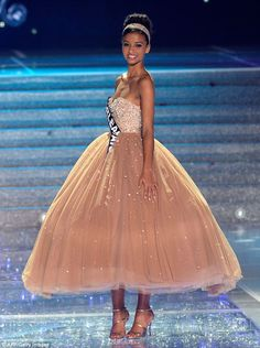 Racism Over White as Snow Miss France Contestants ends