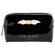 Buy Ted Baker Nellyy Small Bow Wash Bag Online at johnlewis.com