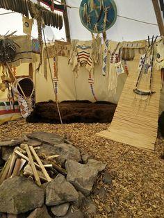 im Tipi #Tipi #Tipilife #indianer #Indianerzelt