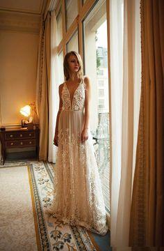 20 свадебных платьев в стиле бохо-шик
