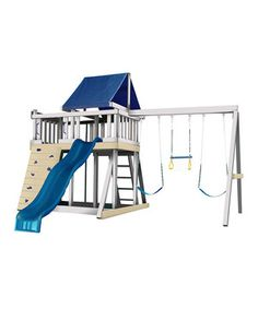 1000 Images About Monkey Bar Swing Set On Pinterest