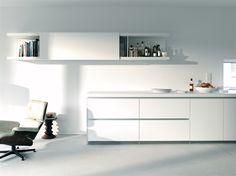 Minimal kitchen 6cm werkblad