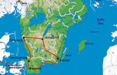 Autorondreis Ontdek Zuid-Zweden  - foto 1