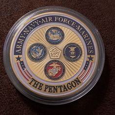 Check out this new product: United States Dep...  Buy it here now: http://www.synonyco.com/products/united-states-dept-of-defense-pentagon-challenge-coin?utm_campaign=social_autopilot&utm_source=pin&utm_medium=pin