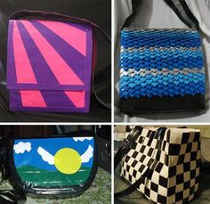 Duct Tape or Duck Tape? 11 Intricate Tape Designs | WebUrbanist