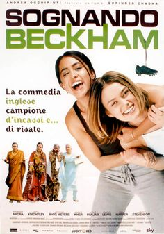 Watch Bend It Like Beckham DVD and Movie Online Streaming Cult Movies, Top Movies, Action Movies, Bend It Like Beckham, Superman Movies, Top Film, English Play, Band Of Brothers, Jonathan Rhys Meyers