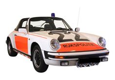 Porsche - 911 SC Targa 'Rijkspolitie' - 1983