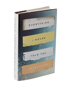 Summer Book Club: Everything I Never Told You