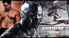 Black Panther Training: Workouts for Reflexes, Agility and Jump Height - YouTube