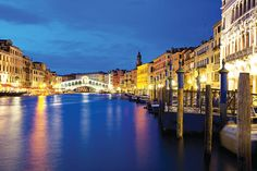 Where We Wish We Were Right Now: Venice