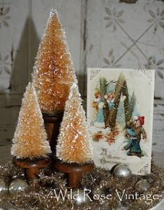 Making Christmas Trees Crafts