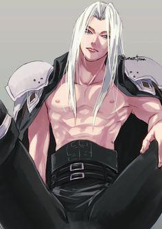Final Fantasy Xv, Dark Fantasy Art, Vincent Valentine, Chinese Cartoon, Aesthetic Eyes, Handsome Anime, Fantasy Warrior, Anime Guys, Anime Art