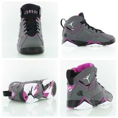 @punintendednews Air Jordan 7 Retro 30th GG Valentine's Day / The Valentine's Day gift all the Jordan girls are waiting for.: