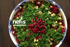 Yummy Recipes, Yummy Food, Kids Nutrition, Diet And Nutrition, Beet Salad Recipes, Turkish Recipes, Healthy Eating Tips, Food And Drink, Foods
