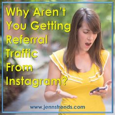 Why Aren't You Getting Referral Traffic From Instagram?