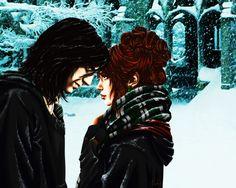 Winter (finished) by Tsuki-Yue.deviantart.com on @DeviantArt