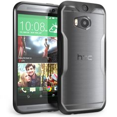 SUPCASE All New HTC One M8 Case - Unicorn Beetle Premium Hybrid Protective Case for HTC One 2014 (Frost Clear/Black) Supcase,http://www.amazon.com/dp/B00IJ0R02Y/ref=cm_sw_r_pi_dp_XJWxtb1H7FK16HCG