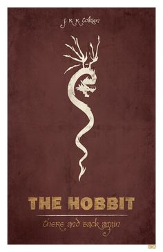 Movie Friday: 8 More Alternative Movie Posters for 'The Hobbit' #lotr #hobbit #movies #posters