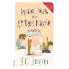 Beaton - Agatha Raisin és a gyilkos lekvár Agatha Raisin, Cover, Books, Libros, Book, Book Illustrations, Libri
