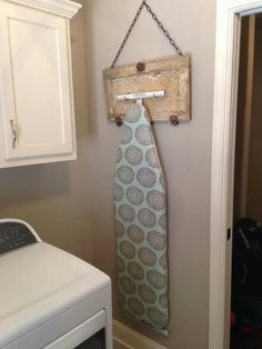 Repurposed cabinet door