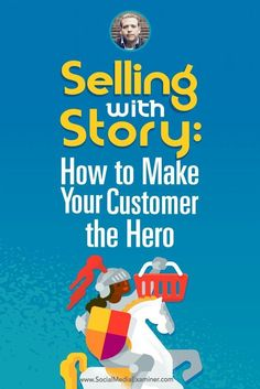 Do you know what your customers really want?  Want to discover how to share the solution they want and need in terms they understand?  To explore how to connect with your customers through story, Michael Stelzner interviews Donald Miller (@storylineblog).